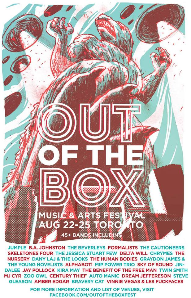 Out Of The Box Music & Arts Festival