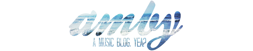 A Music Blog, Yea?