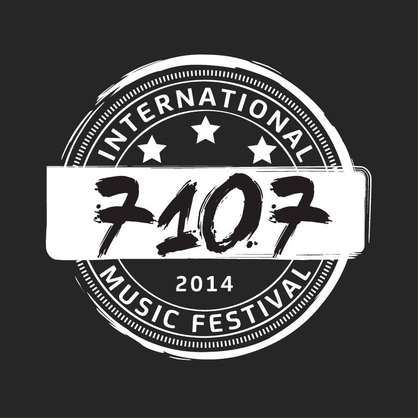 7107 International Music Festival Logo