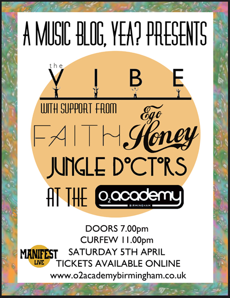 A Music Blog, Yea? Presents @ The O2 Academy