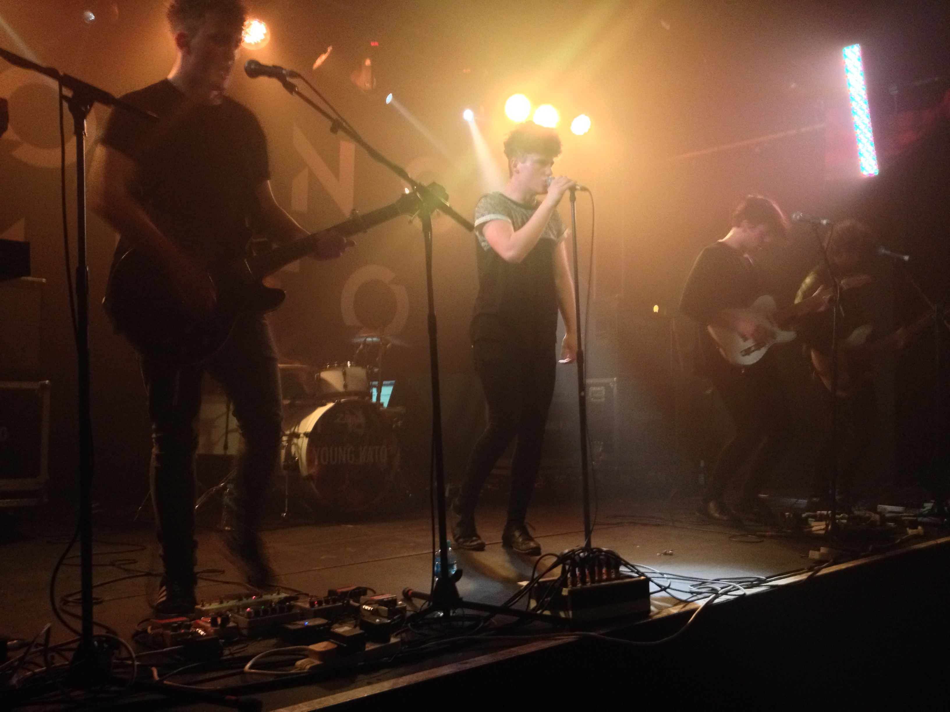 concert review young kato and pixel fix o2 academy