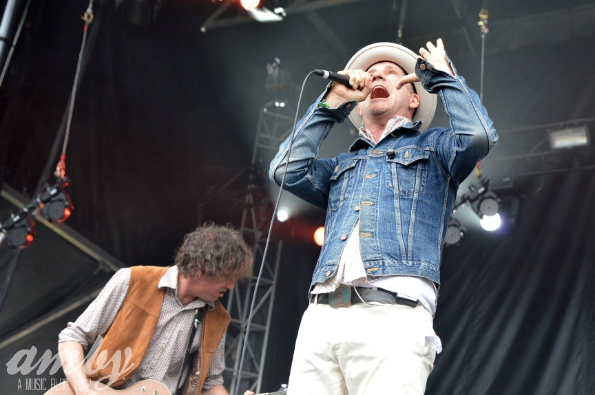 Gord Downie and The Sadies
