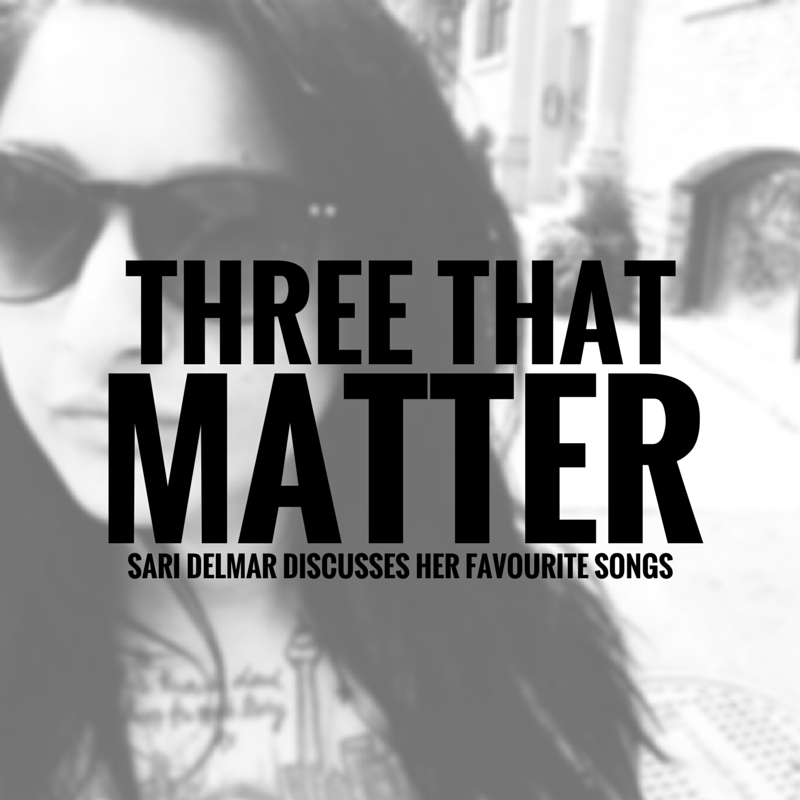 Three That Matter | Sari Delmar