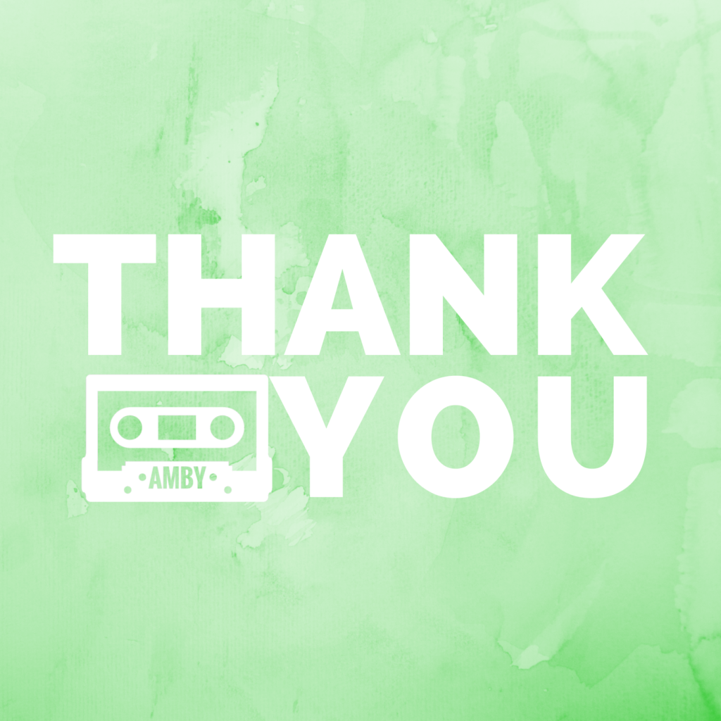 Thank You | 2014