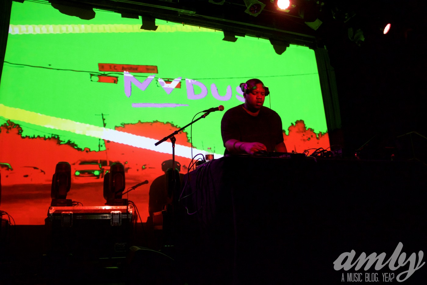 Rustie, Nadus, + Remy Banks @ The Music Hall Of Williamsburg