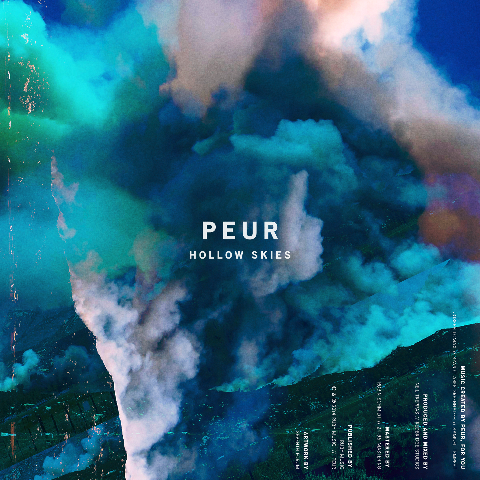 Peur - Hollow Skies