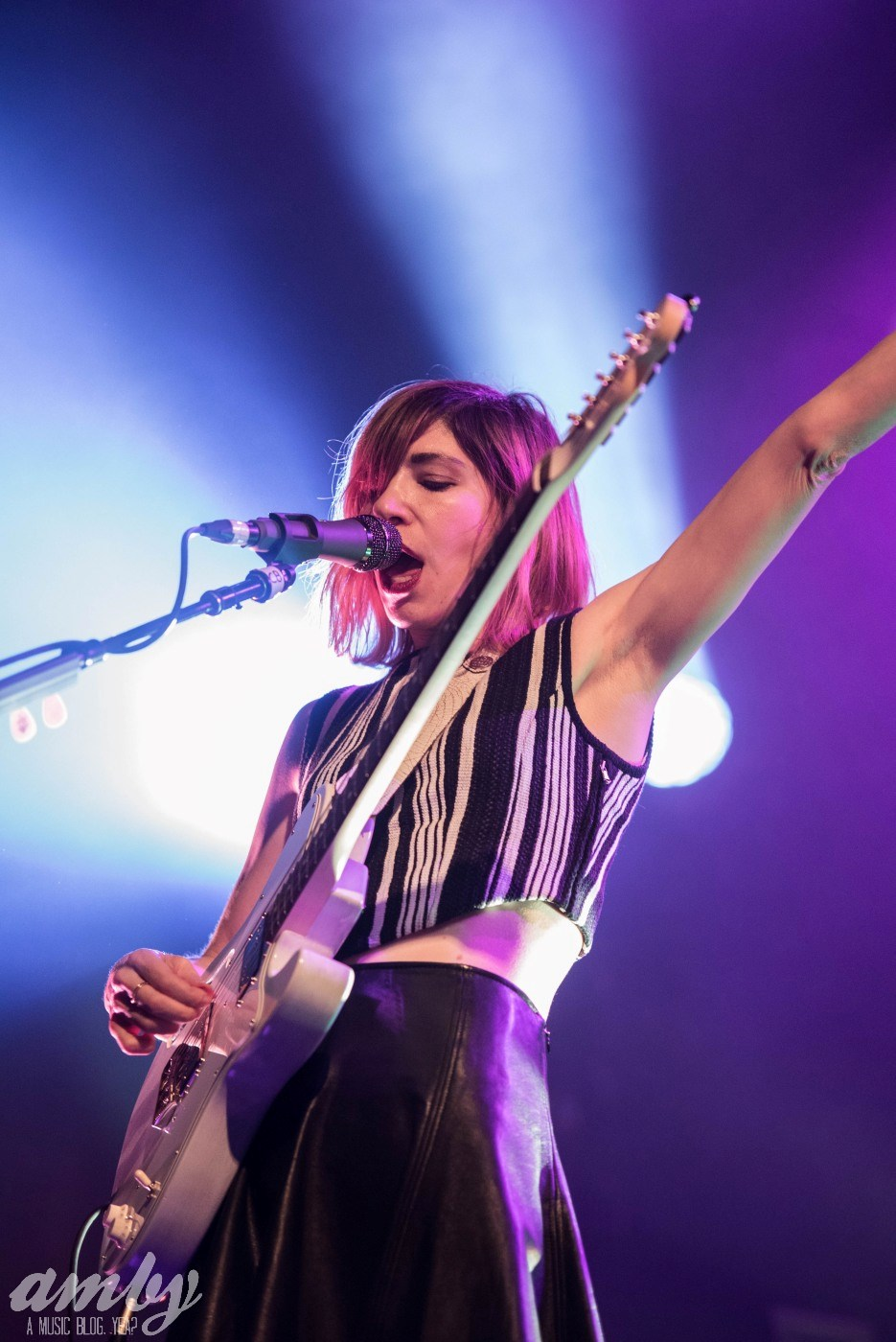 Concert Review Photos Sleater Kinney And Lizzo Sound