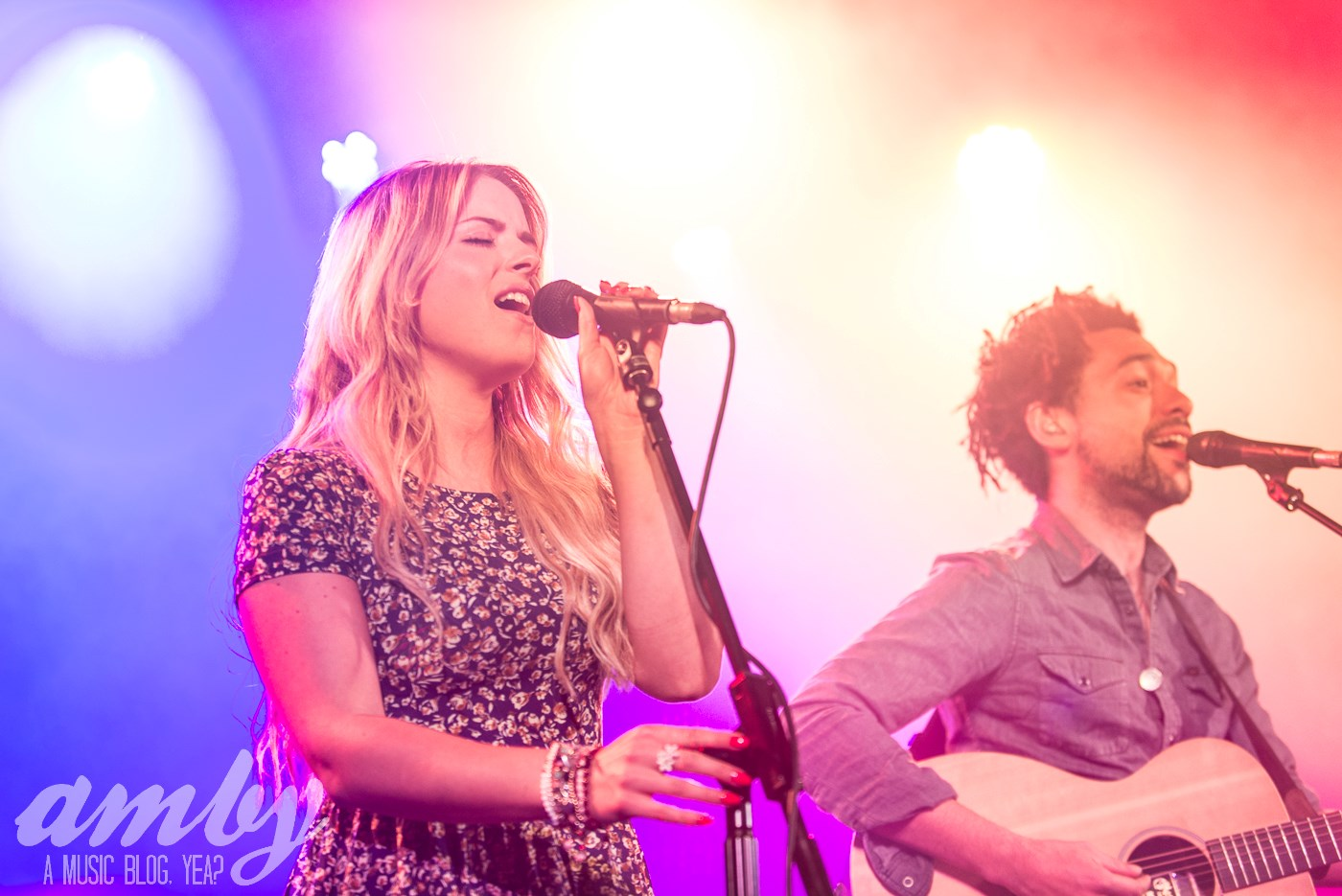 The Shires and John and Jacob