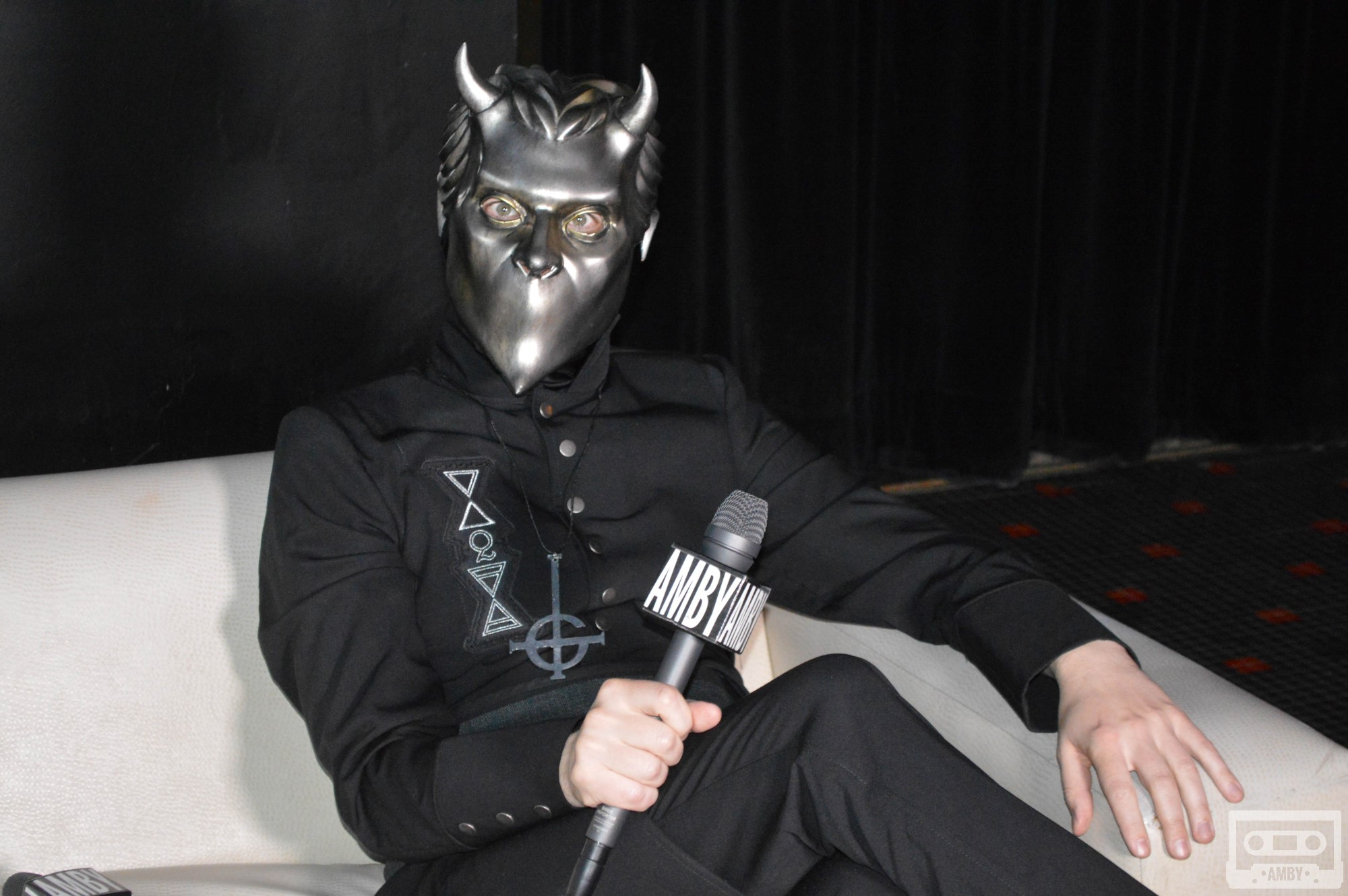 Gimme Your Answers: A Video Interview w/ Ghost – A Music Blog, Yea?