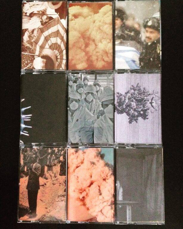 Narcs x Forever Cult tapes