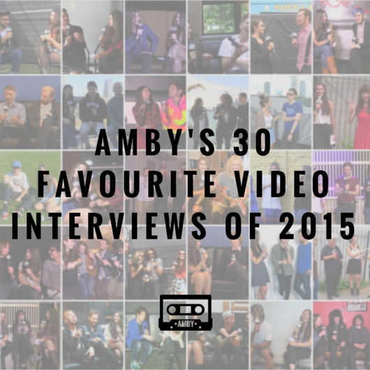 30 Fave Video Interviews of 2015