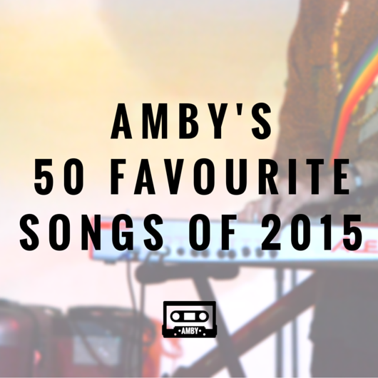 50 Fave Songs of 2015