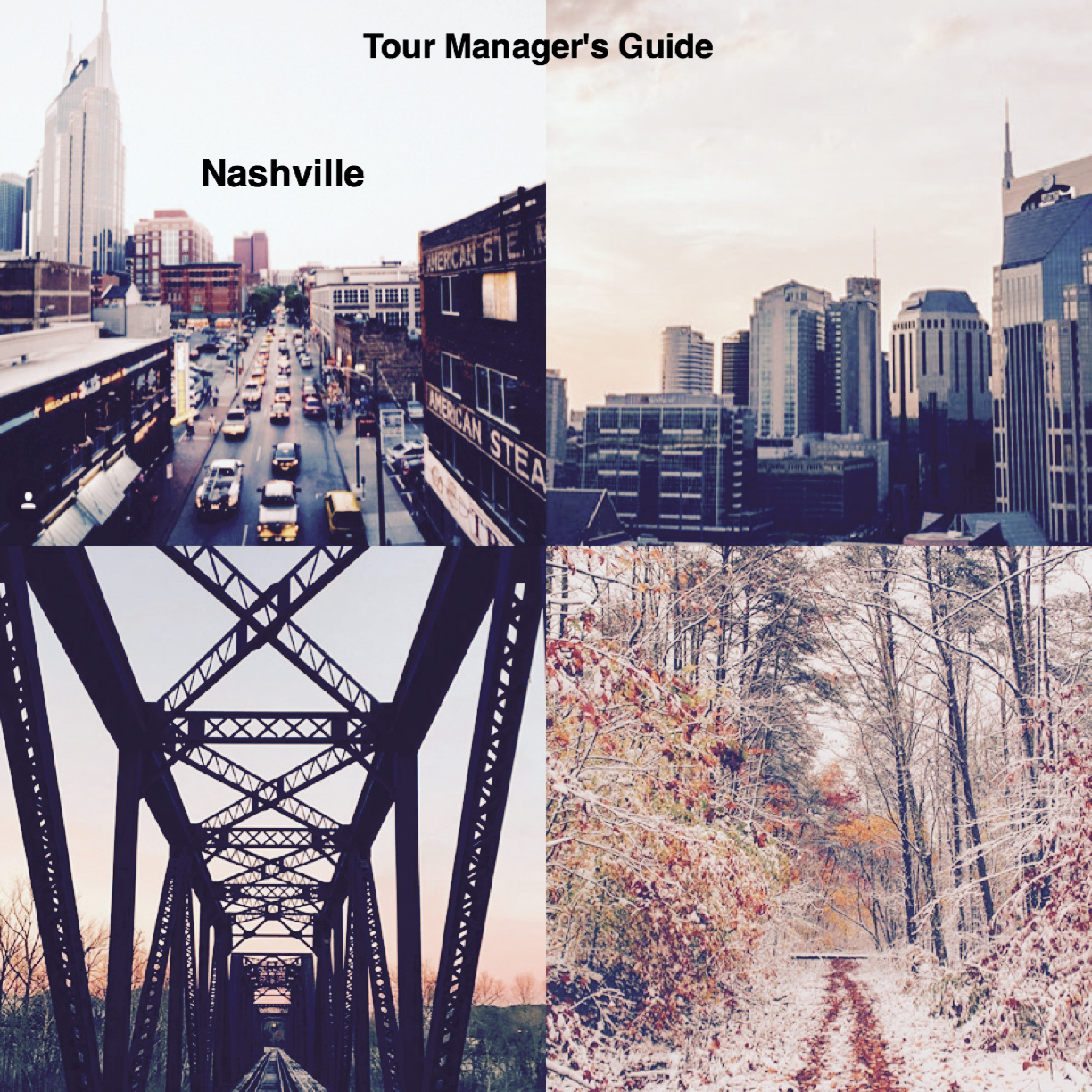 Nashville TM Guide