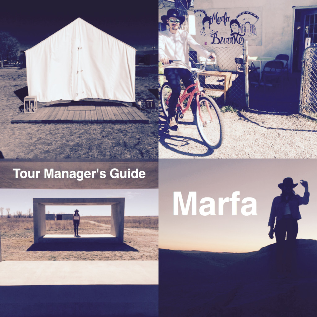 TM's Guide Marfa