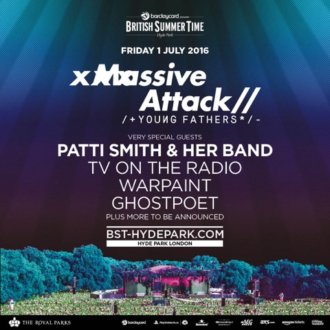 Massive Attack BST