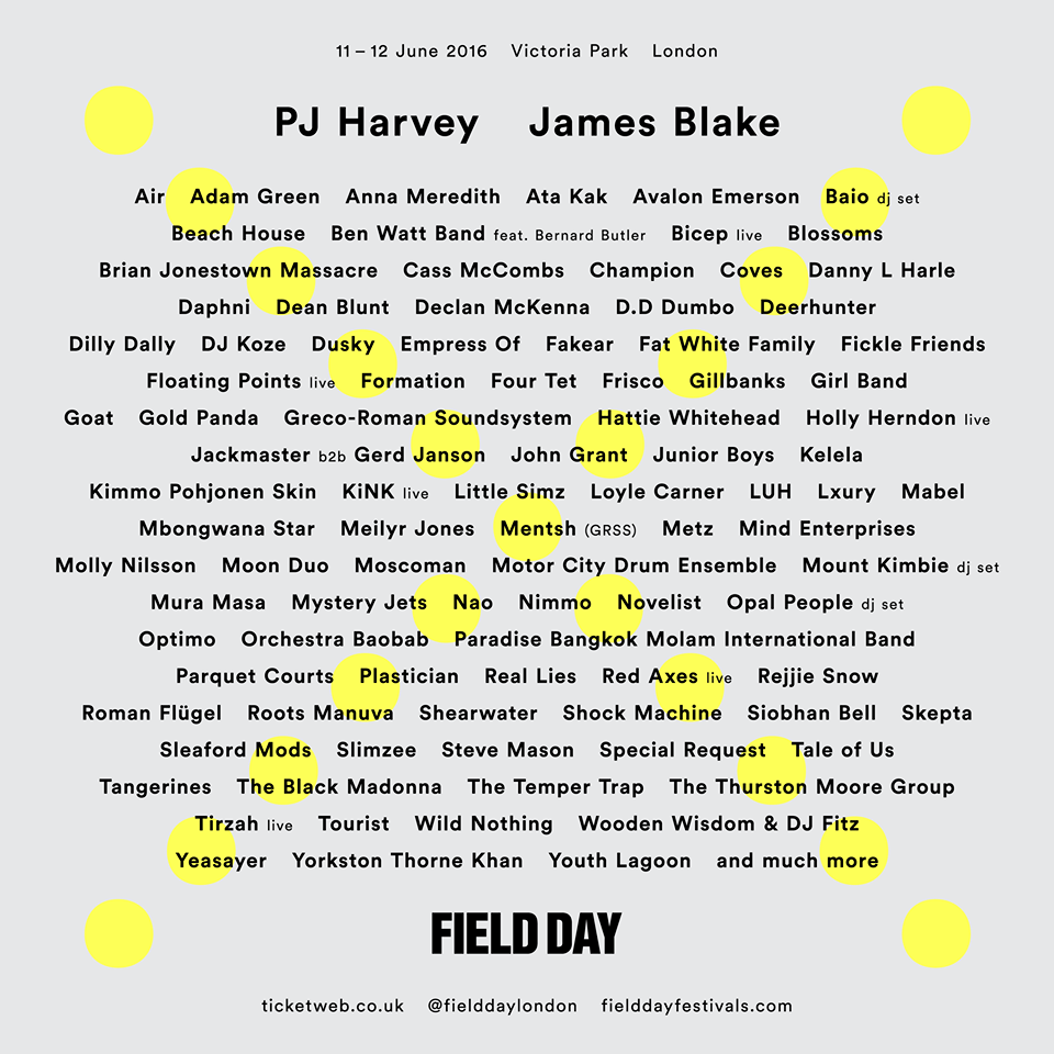 Field Day London