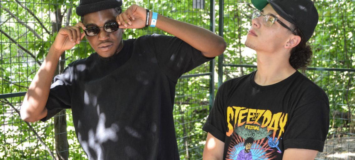 Nyck Caution and Kirk Knight