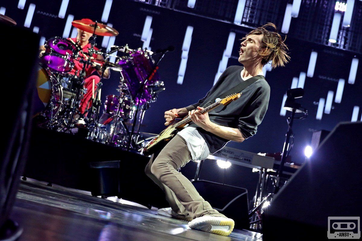 Photos Red Hot Chili Peppers At Amp T Center San Antonio