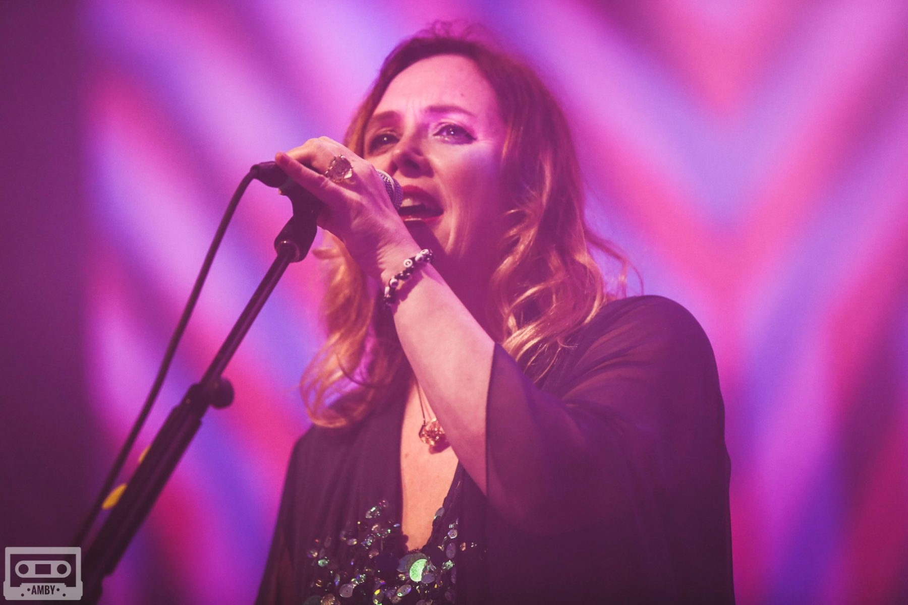 Review Photos Slowdive The Danforth Music Hall