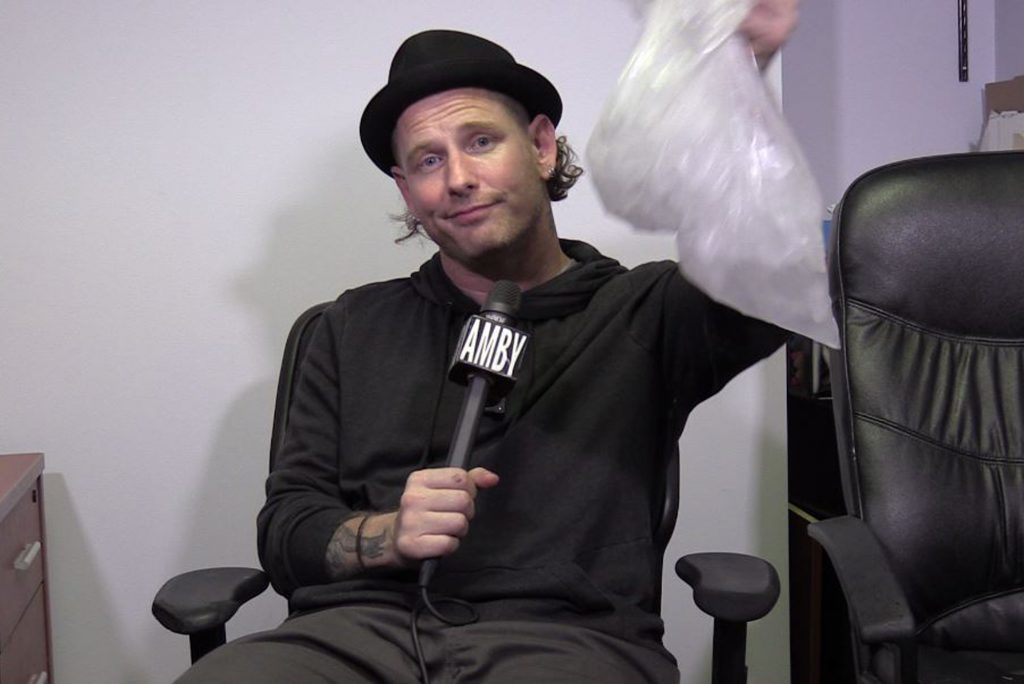 Gimme Your Answers A Video Interview W Corey Taylor Of Slipknot
