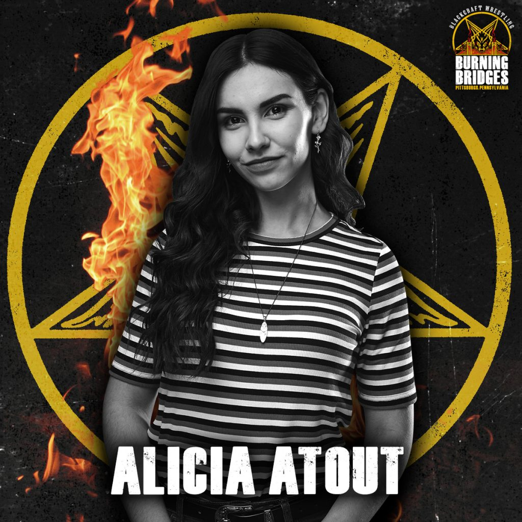 Alicia Atout - Blackcraft