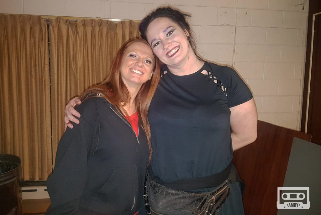 Jessicka Havok and Navaeh