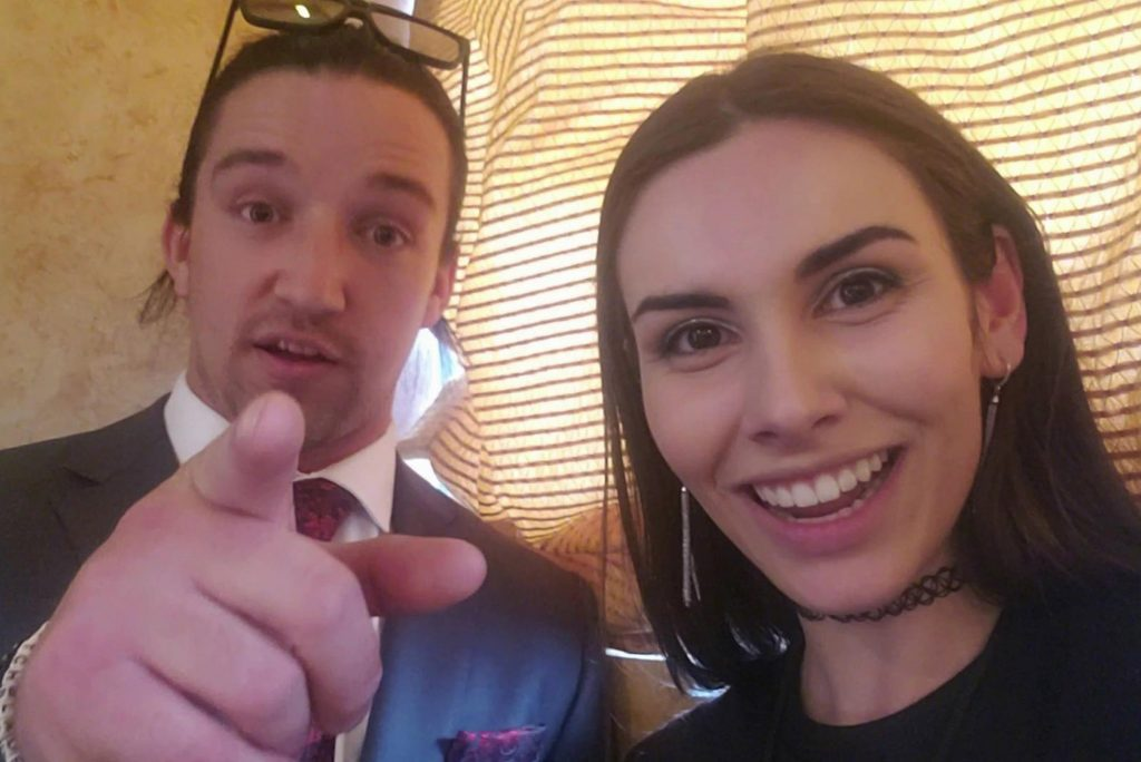 Gimme Your Answers 4: A Video Interview w/ Jay White – Alicia Atout